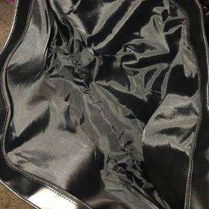 Victoria's Secret Bags - Brand new Victoria Secret large black tote bag